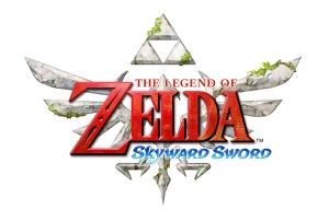 Legend of Zelda Skyward Sword Logo