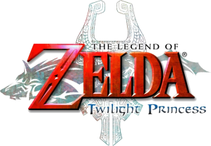 Legend of Zelda Twilight Princess Logo