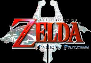 Legend of Zelda Twilight Princess Logo