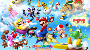 Mario Party Island Tour Banner