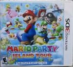 Mario Party Island Tour Cover
