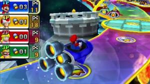 Mario Party Island Tour Gameplay 1