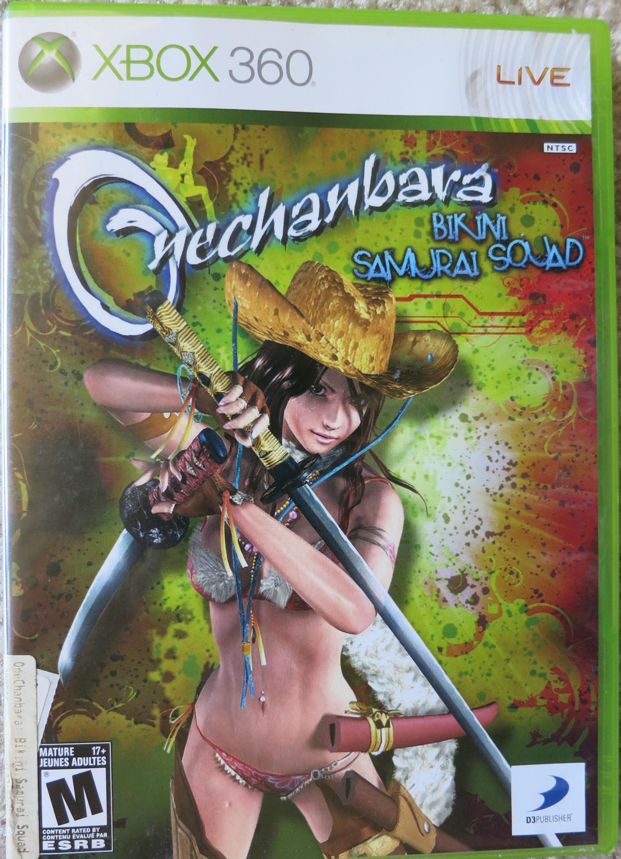 Boobs, Bikinis et Zombies sur PS4 ! Onechanbara Z2
