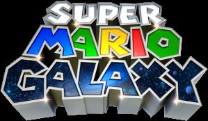 Super Mario Galaxy Logo