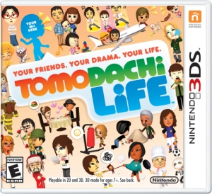 Tomodachi Life Box