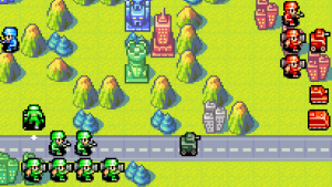 Advance Wars Gameplay
