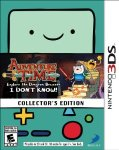 Adventure Time Explore the Dungeon Because I DONT KNOW Collectors Edition Cover