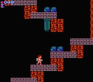 Kid Icarus NES Stage