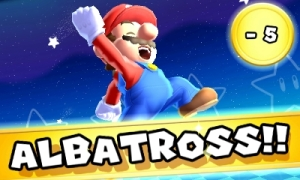 Mario Golf World Tour Albatross
