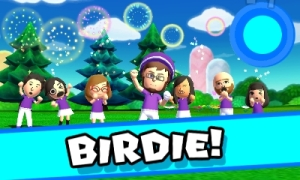 Mario Golf World Tour Birdie