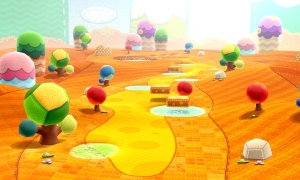 Mario Golf World Tour Desert