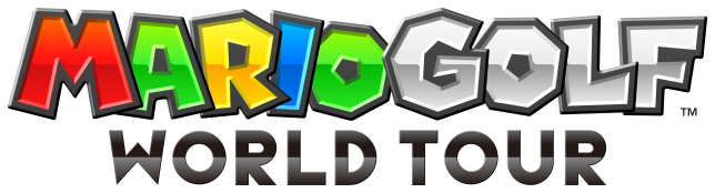 Mario Golf World Tour Logo