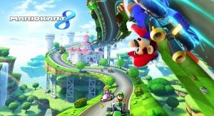 Mario Kart 8 Art