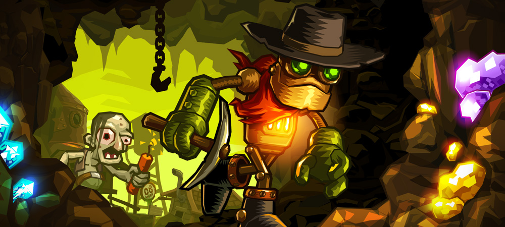 Cowboy Robot Game a Cowboy Robot Who Winds