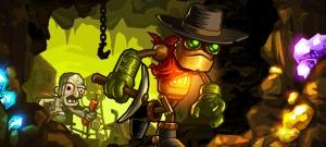 SteamWorld Dig Art 1