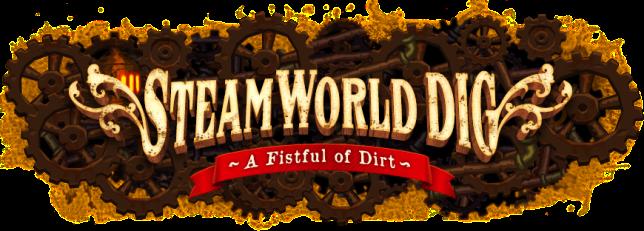 SteamWorld Dig Banner