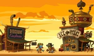 SteamWorld Dig Town