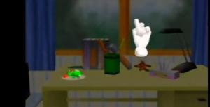 Super Smash Bros Nintendo 64 Intro Desk 1