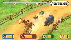 Wii Party U Gameplay