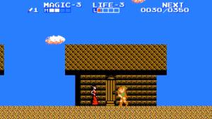 Zelda II Town