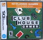 Club House Games Cover