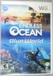 Endless Ocean Blue World Cover