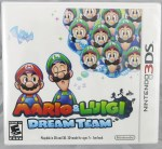 Mario and Luigi Dream Team Cover