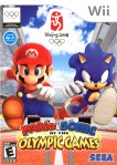 Mario and Sonic at the Olympic Games Cover