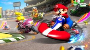 Mario Kart 8 Drifting