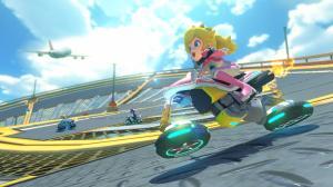Mario Kart 8 Hover Bump
