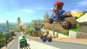 Mario Kart 8 Jumping