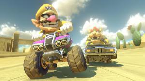 Mario Kart 8 Tailgating