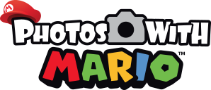 Photos With Mario Logo