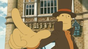 Professor Layton Point