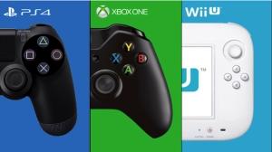 PS4 Xbox One Wii U Controller