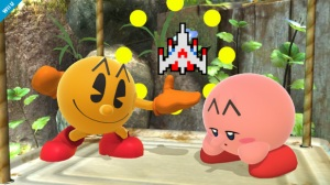 Super Smash Bros Pac Man