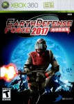Earth Defense Force 2017 Cover