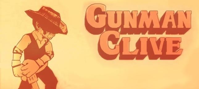 Gunman Clive Banner