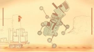 Gunman Clive Gameplay Boss Robot