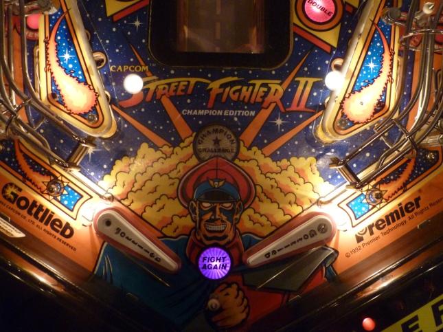 Street Fighter II Pinball 3