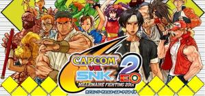Capcom vs SNK 2 Art
