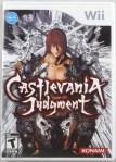 Castlevania Judgment Cover