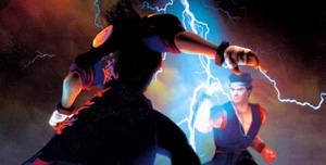 Fighters Megamix Art