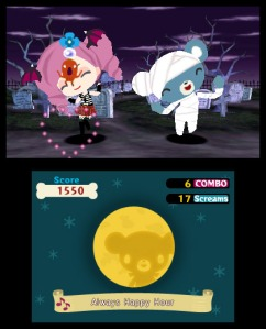 Gabrielles Ghostly Groove 3D Gameplay 1