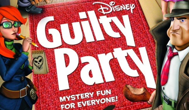 Guilty Party Banner