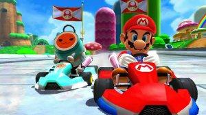 Mario Kart Arcade GP DX Mario Ton Ton