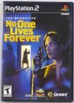 No One Lives Forever Cover
