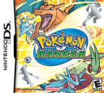 Pokemon Ranger Cover