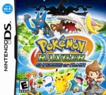 Pokemon Ranger Shadows of Almia Cover