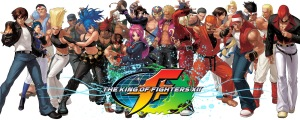 The King of Fighters XII Art